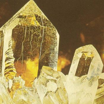 antiek-bergkristal