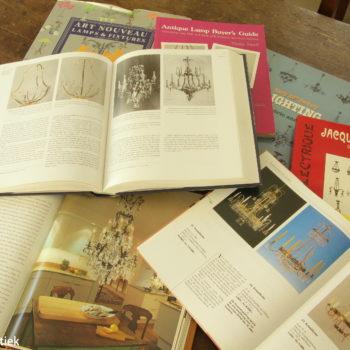 Van der Lans Antiek, Antiques, antike Kronleucter, kroonluchters